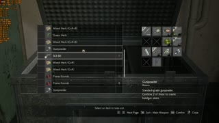 Resident Evil 2 Pt40 Wasting ammo