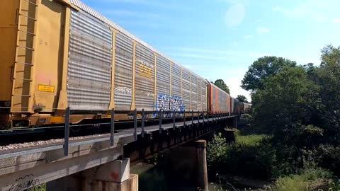 Train - Dade County, Missouri