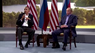 Putin and his U.S. counterparts: A brief history