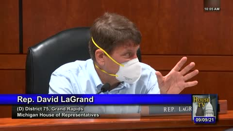 Michigan UI Acting Director Scolded At Oversight Committee!
