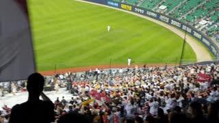 Korea Baseball Stadium Support