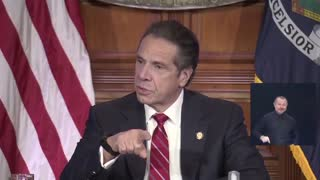 Gov. Cuomo Has a MELTDOWN, Screams at Reporter for Asking If Schools Will Open