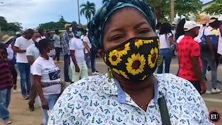 Video: mañana de protestas en Cartagena