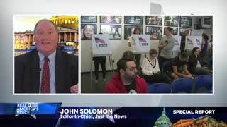 Election Special with John Solomon Part One