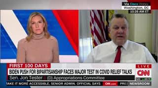 Democrat Senator Stuns Even CNN, Turns on Biden During Live Interview