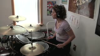 The Ocean by Led Zeppelin ~ Drum Cover