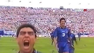 Legendary Diego Maradona