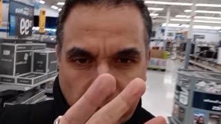 3 Reasons Why China SUCKS live from Walmart...