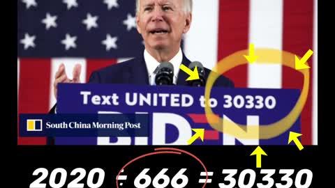 Where did Joe get his 30330 number?