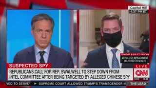 Swalwell Won't Specify his Relationship With Chinese Spy