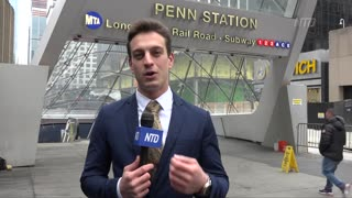 NYC Subway Back on Track with Higher Ridership