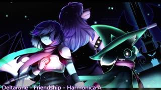 Deltarune - Friendship - Harmonica A