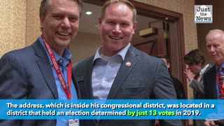 Kansas Congressman charged with 3 felonies relating to his listed voting address