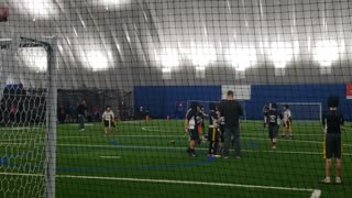 Bo Jackson Flag Football Middle Pass