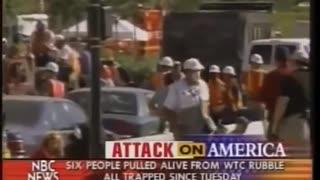 Trump on Ground Zero