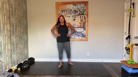 QUICK CLIPS: BodyWeight Leg Workout