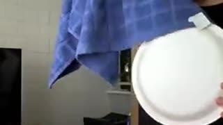 Crazy cup trick #shorts