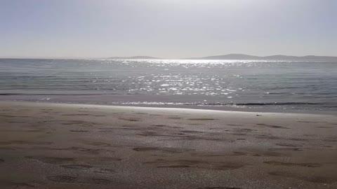 The vast sea!