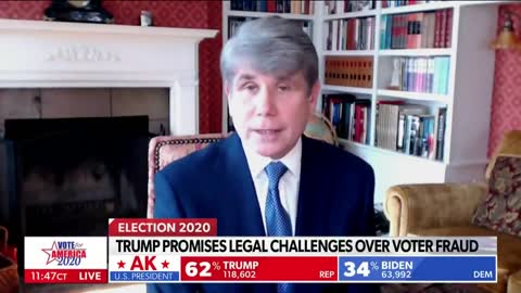 Rod Blagojevich: Democrats have been stealing votes for years