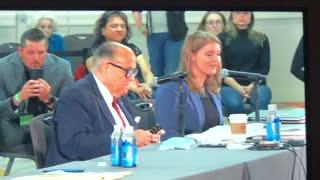Arizona Legislature on Election Fraud: Jenna Ellis