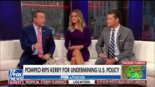 Katie Pavlich suggests Trump file criminal charges against John Kerry