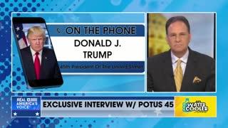 Trump New Interview
