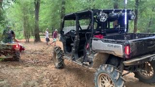 ATV Buried deep!!