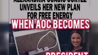 When AOC becomes President! These truths will become facts