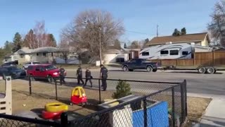 Calgary Pastor Throws out Corrupt Cops and Pathetic Health Inspector