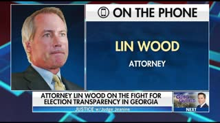 Judge Jeanine Pirro: Attorney Lin Wood alleges fraud in the 2020 election