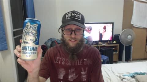Huntsman Cloudy Wheat Beer