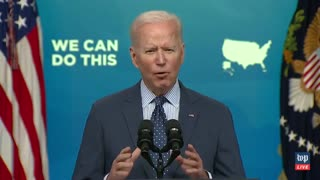 Biden thinks January was 15 months ago