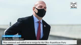 Ohio GOP censures Rep. Gonzalez, demands his resignation over vote to impeach Trump