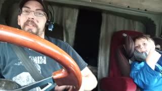 Truckin with munchkin