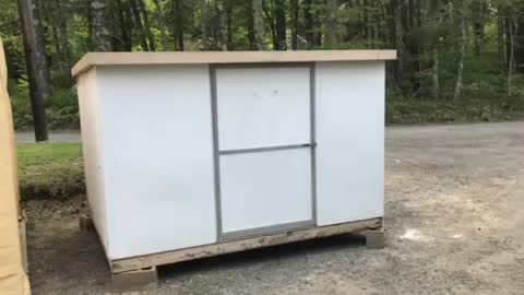$400 shed