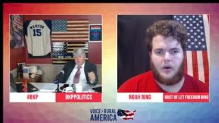 Bridging the Gap: Noah Ring talks Capitol and Masks