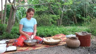 Yummy Corn Porridge Sweet - Corn Porridge Sweet