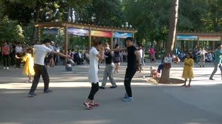 xinjiang dance