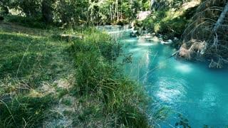 nature river water sound calm