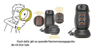 Massagehilfen für den Alltag