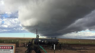 Breathtaking Cloud Front Moves In