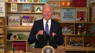 """Biden RUNS AWAY From Press After Acknowledging """"There's A Lot Of Questions [They] Want To Ask Me"""""""