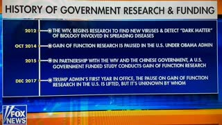 Why Fauci And NIHA Were Funding Gain Of Function Research In Wuhan 𝓣𝓱𝓮 𝓢𝓽𝓸𝓻𝓶 𝓘𝓼 𝓗𝓮𝓻𝓮