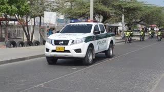 Ya van 38 sancionados en Cartagena por violar cuarentena nacional