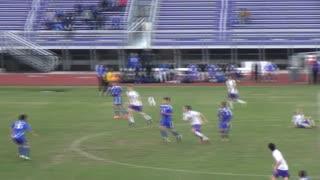 Montgomery Bears Soccer 2014 - JV - Tylers Highlights Game 5
