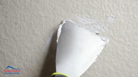 DIY - Repairing a Small Drywall Hole