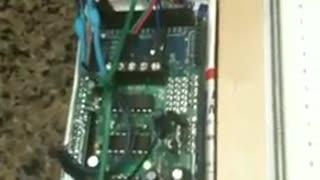 Arduino linear clock 3