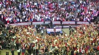 Donald Trump Rally Intro
