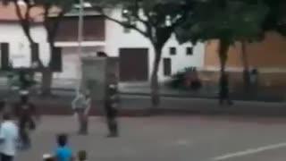 Centro de Bucaramanga: Disparos y confusión