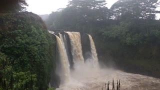 Rainbow fall's Hilo Hawaii